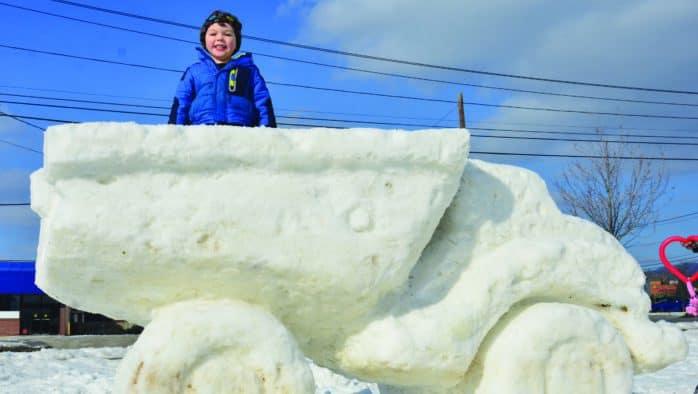 Rutland WinterFest: A 'roaring' good time