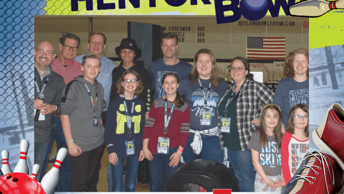 The Mentor Connector raises $41,000 to support Rutland County youth