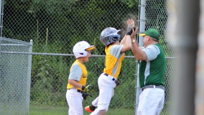 Rutland County Little League shares a love of baseball with area youth