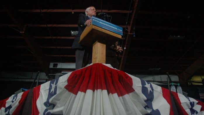 Sanders to hold rally in Vermont on Super Tuesday