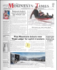 Mountain Times: Volume 49, Number 6 – Feb. 5-11, 2020