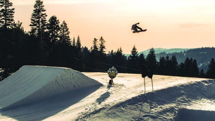 Killington announces opportunity to win entry into Woodward Peace Park Championships