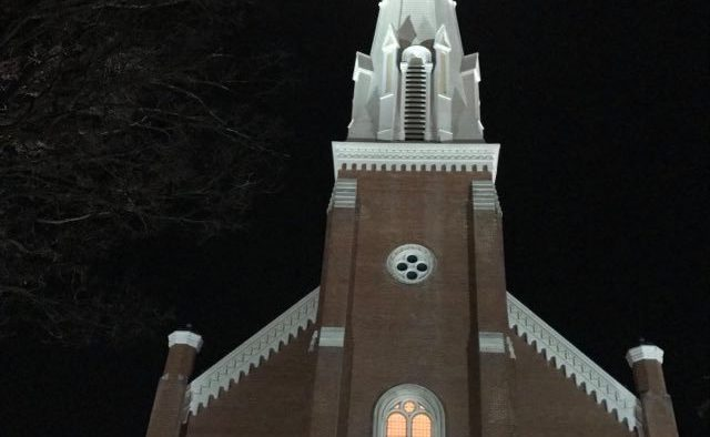 Grace Church offers online services for Easter