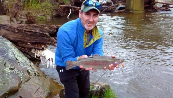 Vermont trout season opens April 11