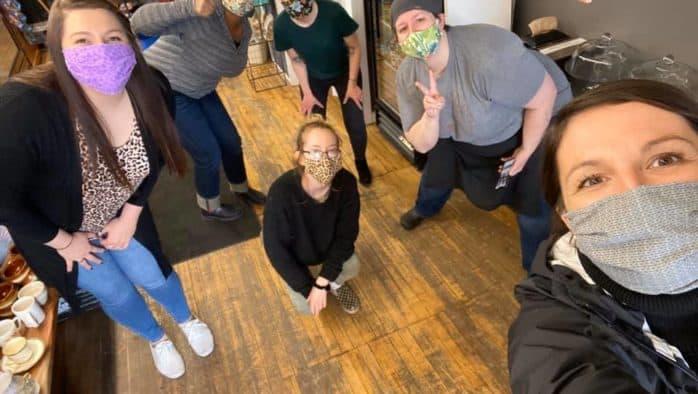 Lattes of Love raises $2,600 for BROC