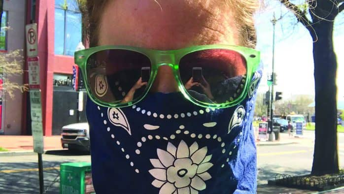 State now recommends everyone wear masks in public