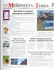 Mountain Times-Volume 49, Number 19 – May 06-12, 2020
