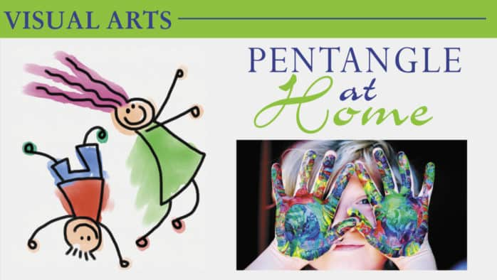Join the community at Pentangle Arts from home