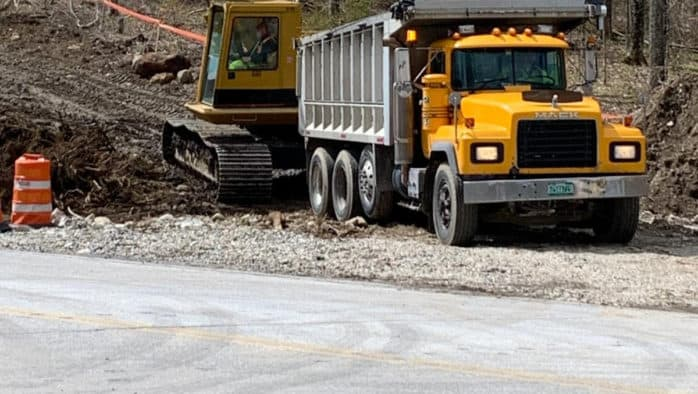 Road construction report for the week of Sept. 7