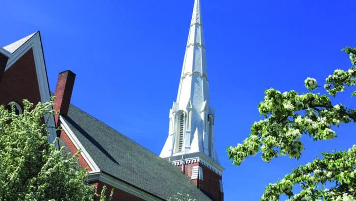 Grace Congregational UCC announces reopening