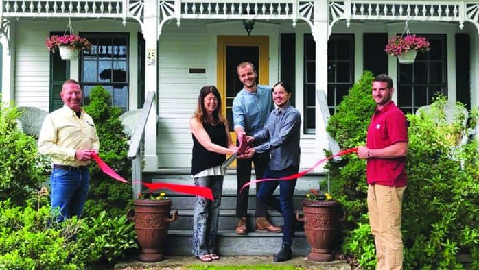 Inn at Water's Edge opens after extensive renovations