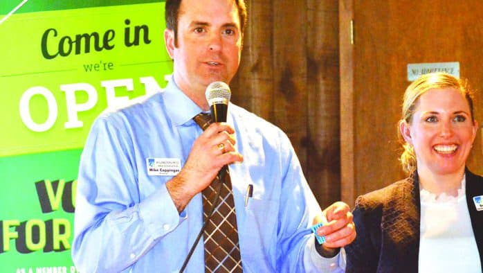 Coppinger resigns from KPAA, new director sought