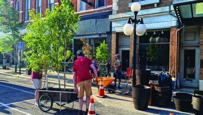 Center Street hopes to become a destination