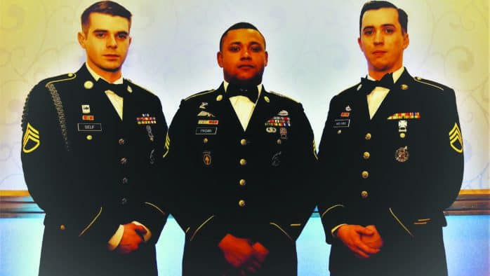 Vermont recruiter reflects on Army career and 245 years of history