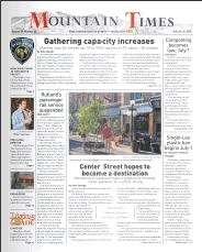 Mountain Times – Volume 49, Number 26 – June 24-30, 2020
