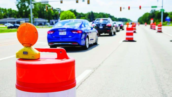 Road construction planned for the week of June 22