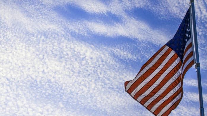 Flag duty teaches honor and respect