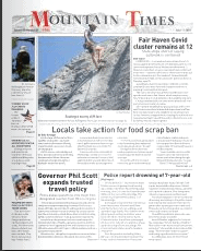 Mountain Times – Volume 49, Number 27 – July 1-7, 2020