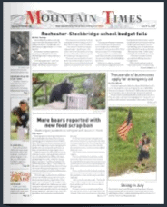 Mountain Times – Volume 49, Number 28 – July 8-14, 2020
