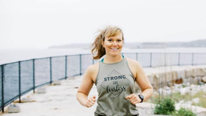 Katie Spotz to run nonstop across Vermont