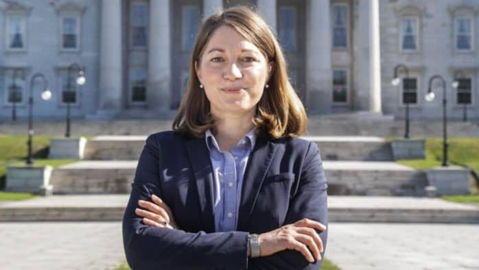 Lt. Governor Candidate Molly Gray on Results of the Democratic Primary