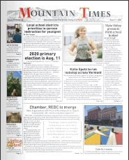 Mountain Times – Volume 49, Number 32 – Aug.5-11, 2020