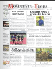 Mountain Times – Volume 49, Number 33 – Aug.12-18, 2020