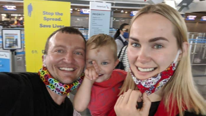 Killington family is stranded in Belarus
