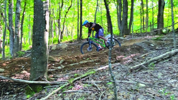 Bike Bum races move to KMTB club trails
