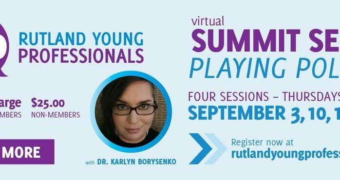 RYP hosts professional development series